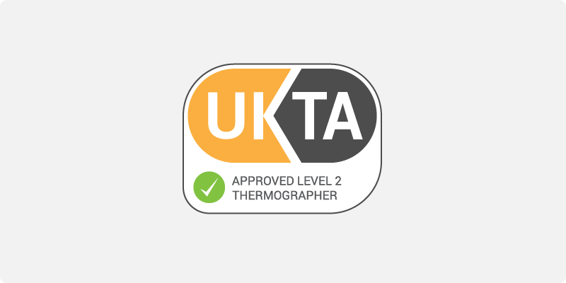 iRed Approved Thermographers UKTA