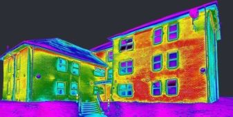 iRed Building Thermal Imaging