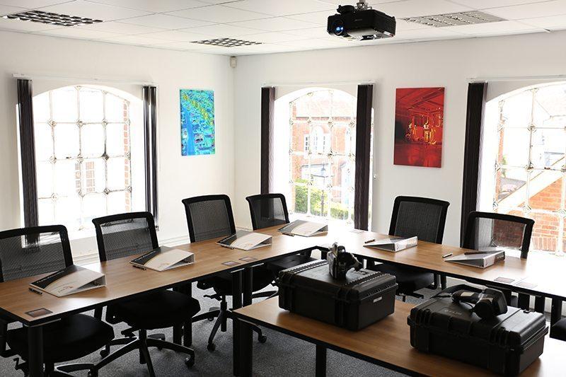 iRed Training Room