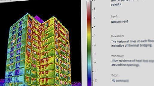 Thermal Imaging of Housing Stock