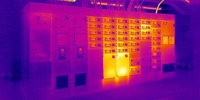 iRed Infrared Electrical Thermal Imaging