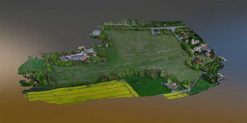 iRed 3D Mapping Imaging
