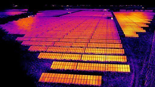 iRed Photovoltaic Thermographic Surveys