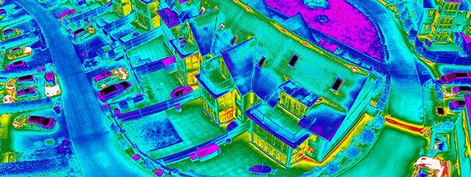 Aerial Thermal Imaging UAV Course