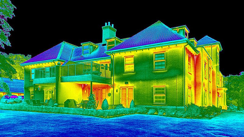 Infrared Building Survey
