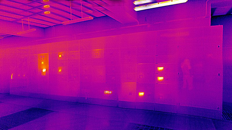 Infrared Data Centre Survey