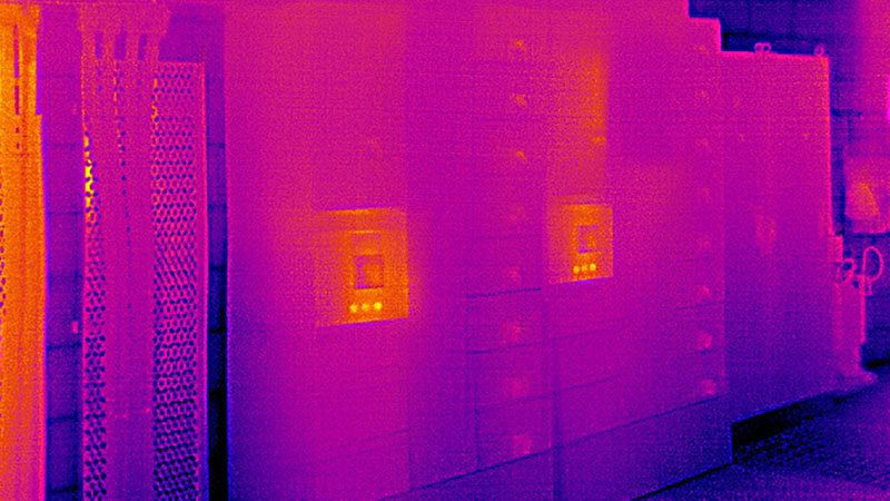 Infrared Data Centre