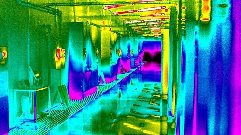 Infrared Thermal Data Centre
