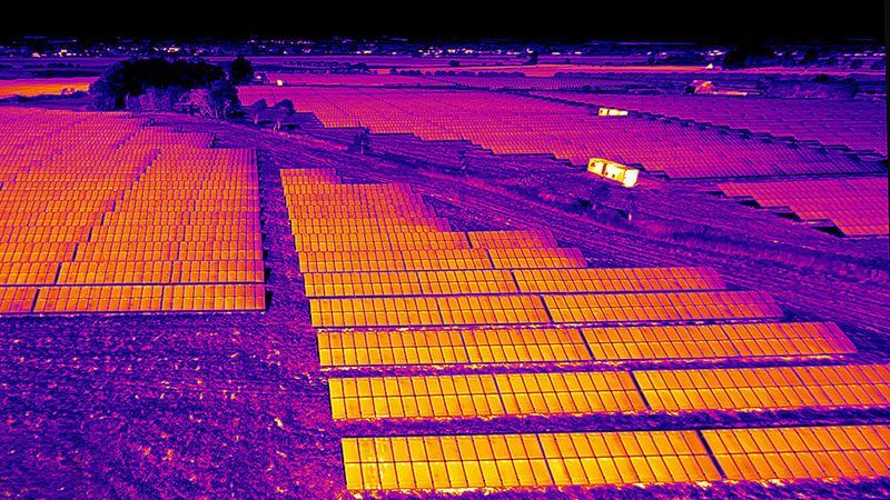 Photovoltaic Site ired