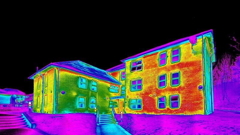 Thermal Imaging Building Survey