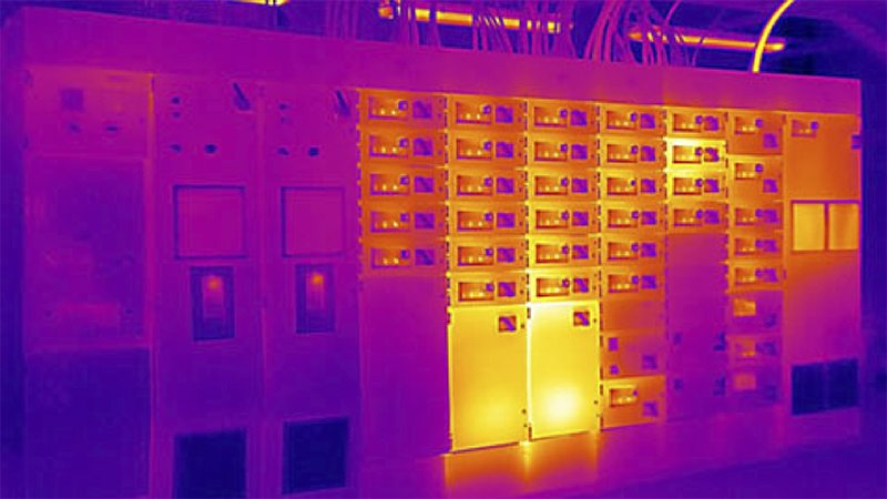 Thermal Imaging Data Centre