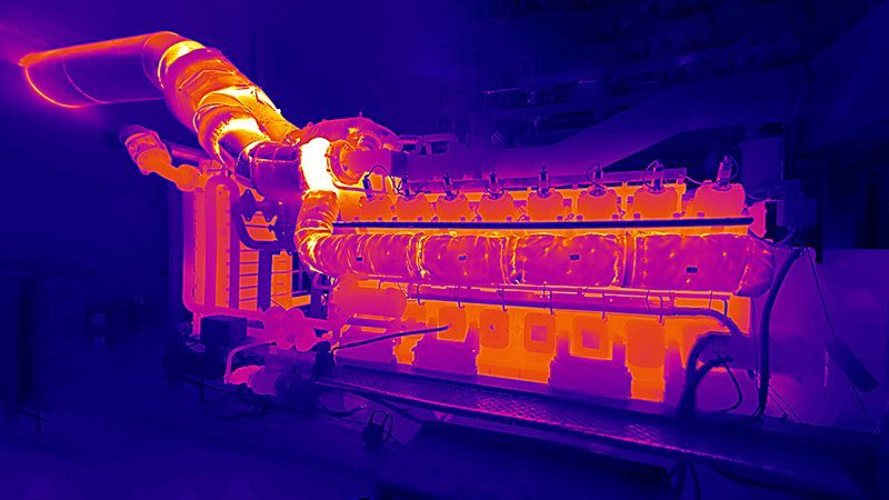 Thermal Inspections for Facilities Management
