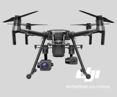 DJI Matrice M210 UAV