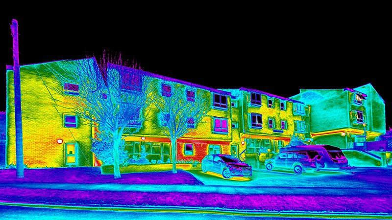 Thermal Imaging Home Quality Mark Survey