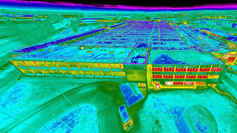 Expert Aerial Thermal Imaging Surveys