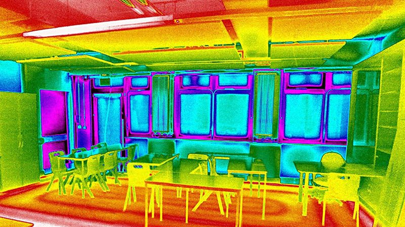 BREEAM Thermal Imaging Survey 5