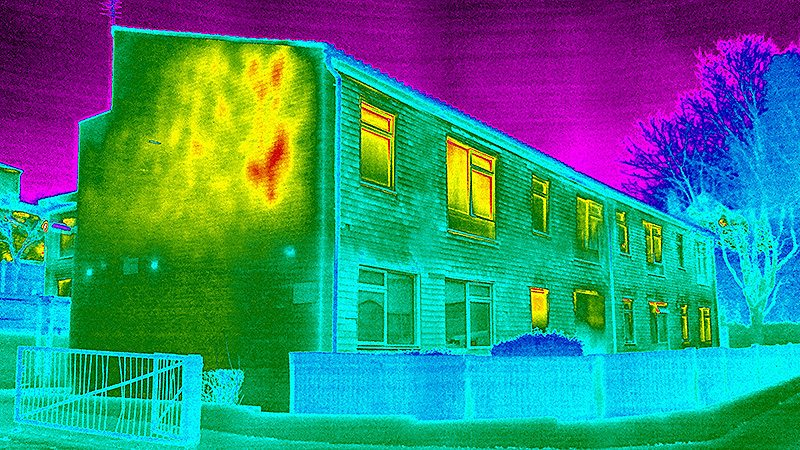 Domestic Thermal Imaging Survey 2
