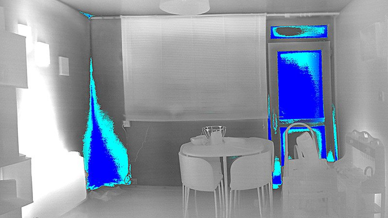 Internal Building Thermal Survey iRed