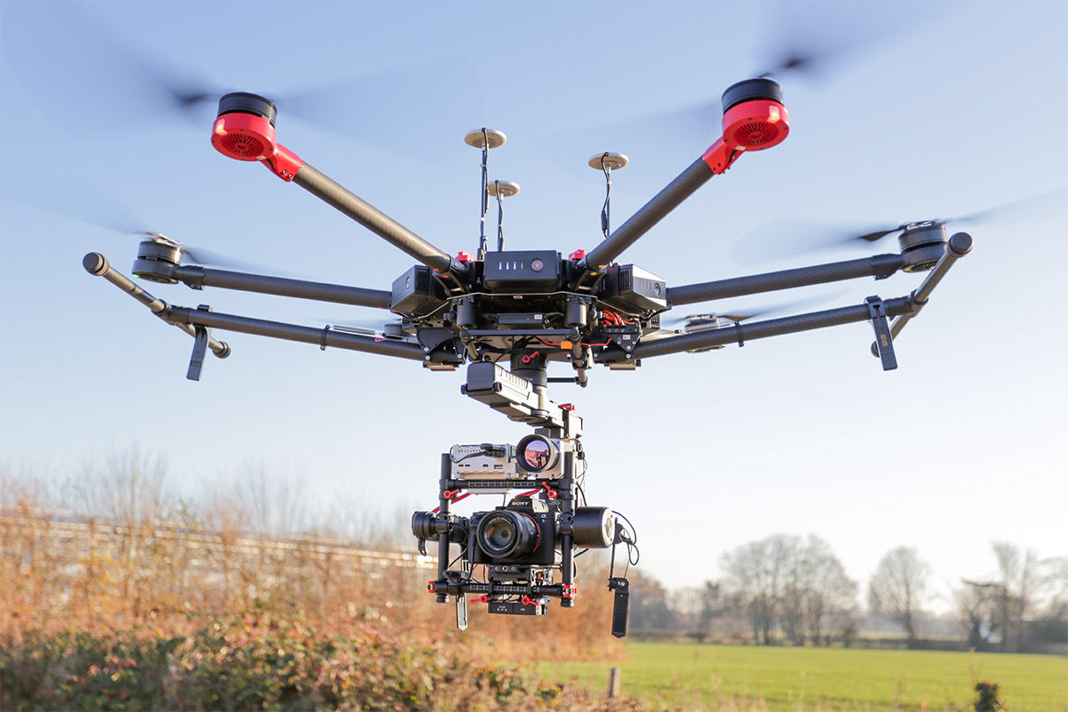 APS Infrared Certificate Drone Course