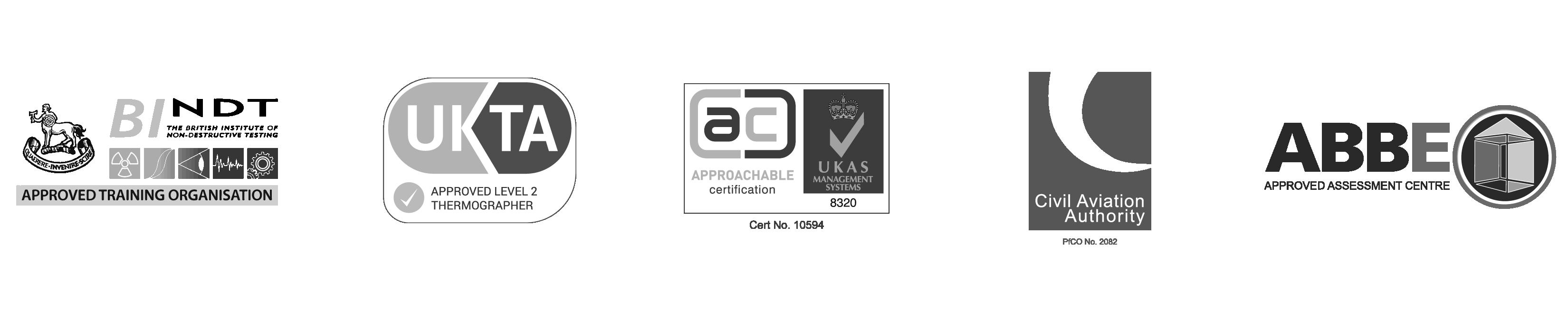 iRed Training Accreditations