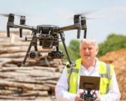 iRed Rescue Drones Press Release