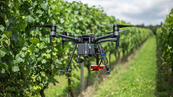 Multispectral Imagery Drone 3