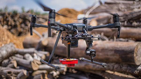 Multispectral Imagery Drone 4