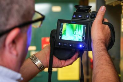 Thermal Imaging for Buildings Course