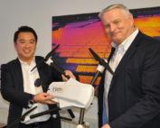 Alan Mak Visits iRed Thermal Imaging