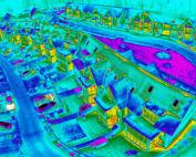 Thermal Imaging Saves Heating Bills