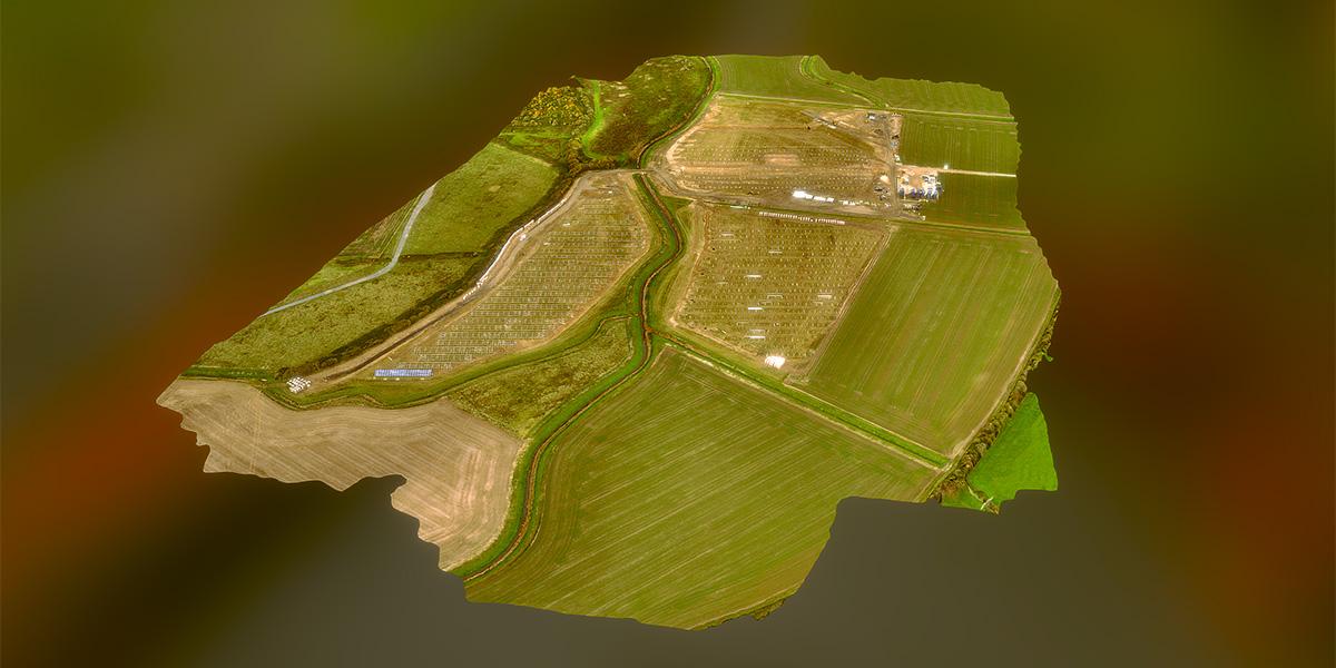 3D Drone Photogrammetry