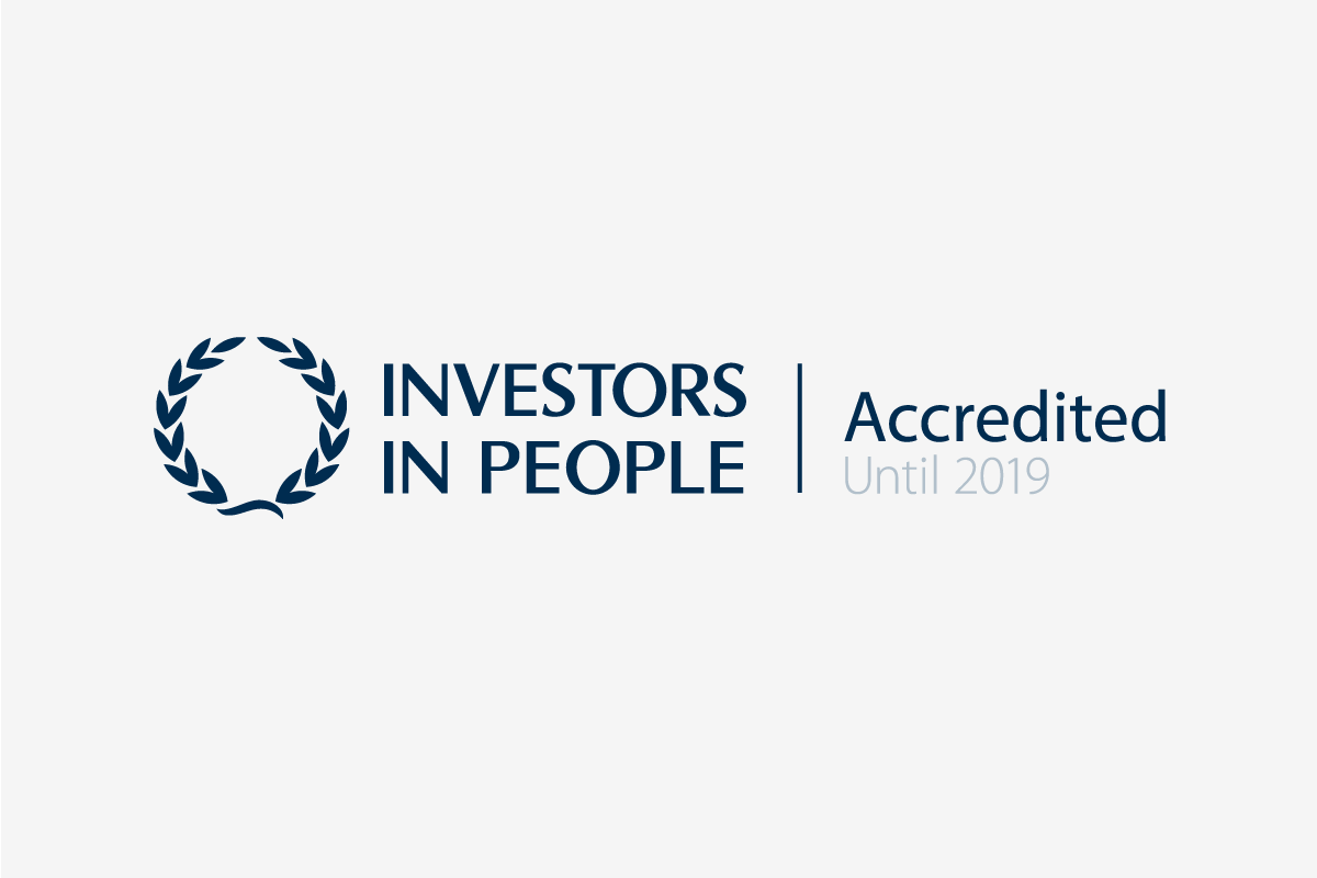 iRed Investors in People Accreditation