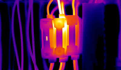 Thermal Imaging Electrical Inspection