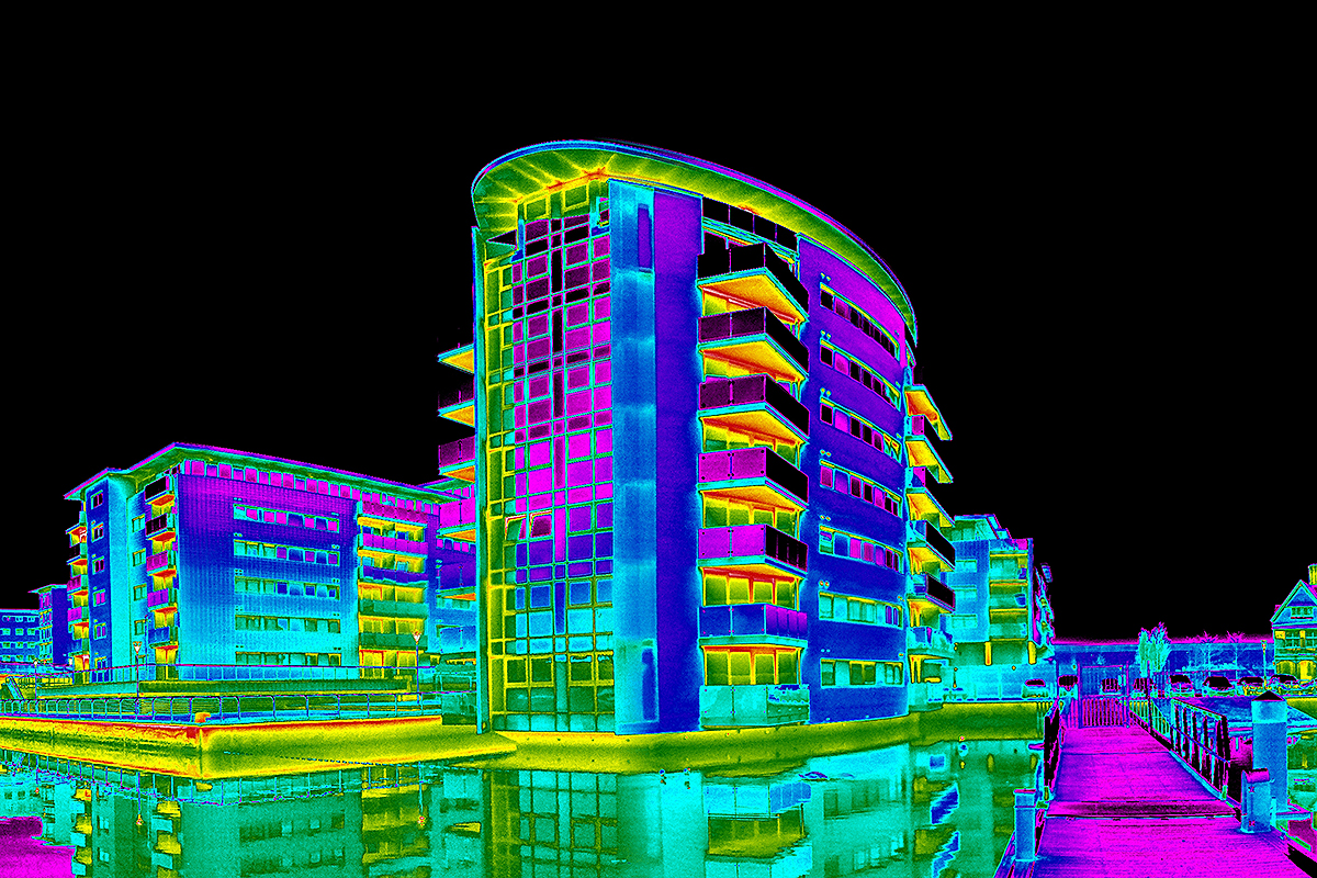 New-Build Thermal Imaging Survey