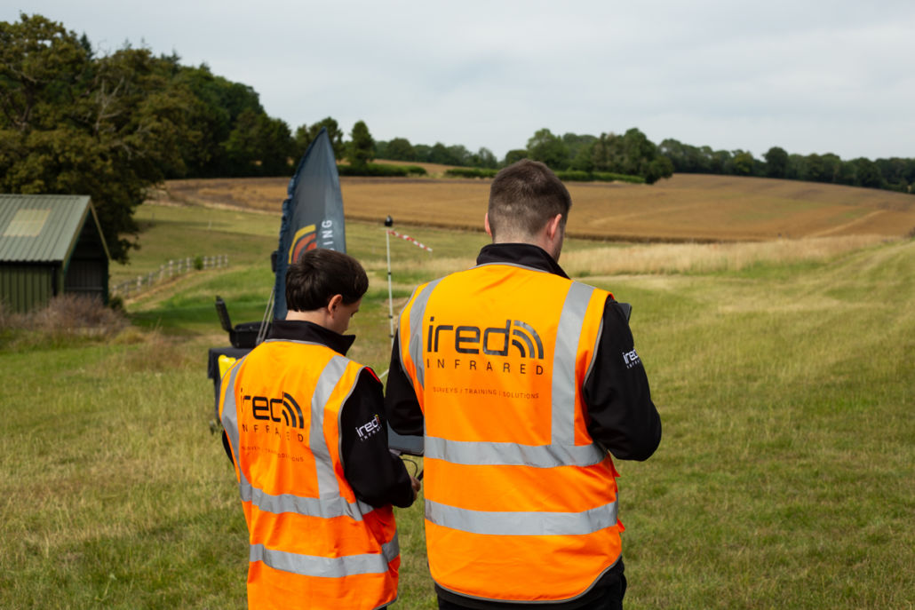 ired lancaster drone training