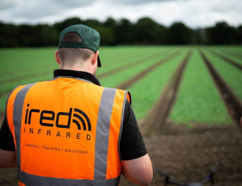 iRed Multispectral Course Now Approved by Lantra