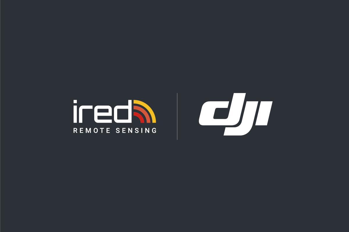 iRed DJI Commercial UAV Show