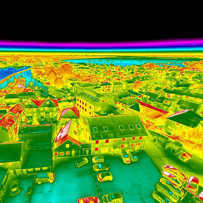Drone Thermal Imaging Category 1