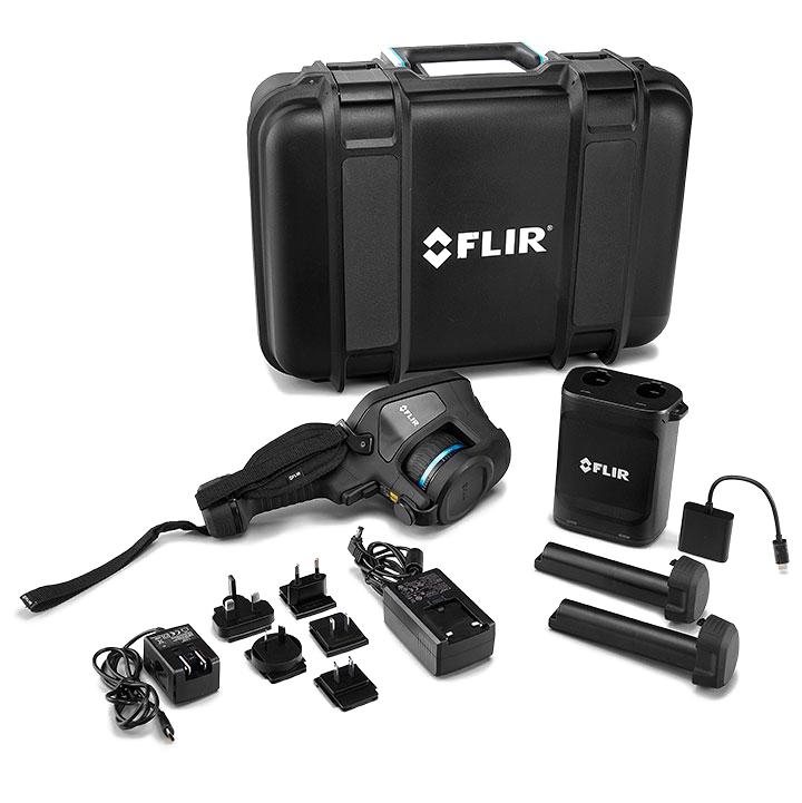 FLIR E75 Contents