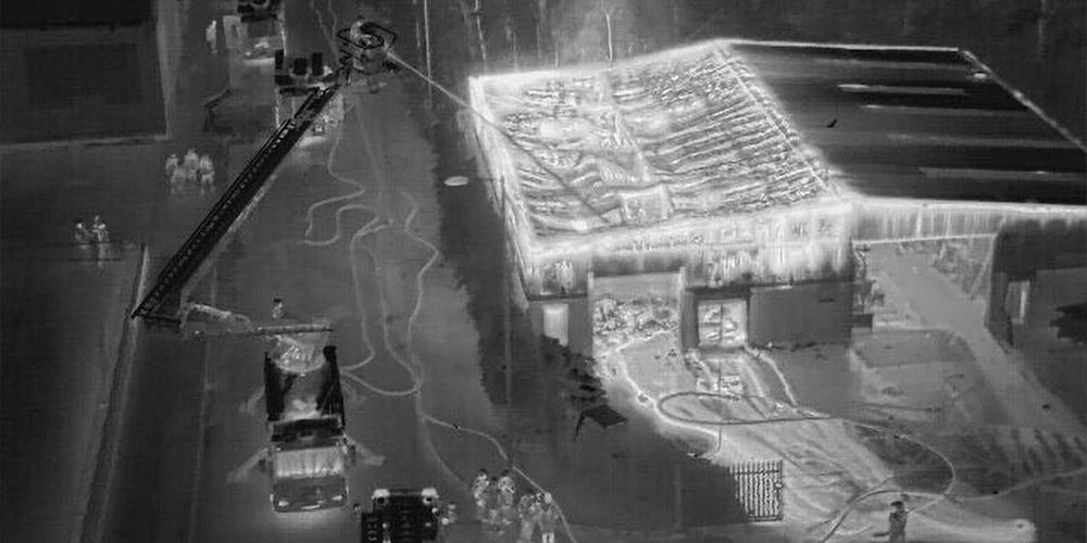 Aerial Thermal Imaging