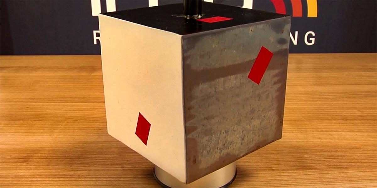 emissivity-leslie-cube