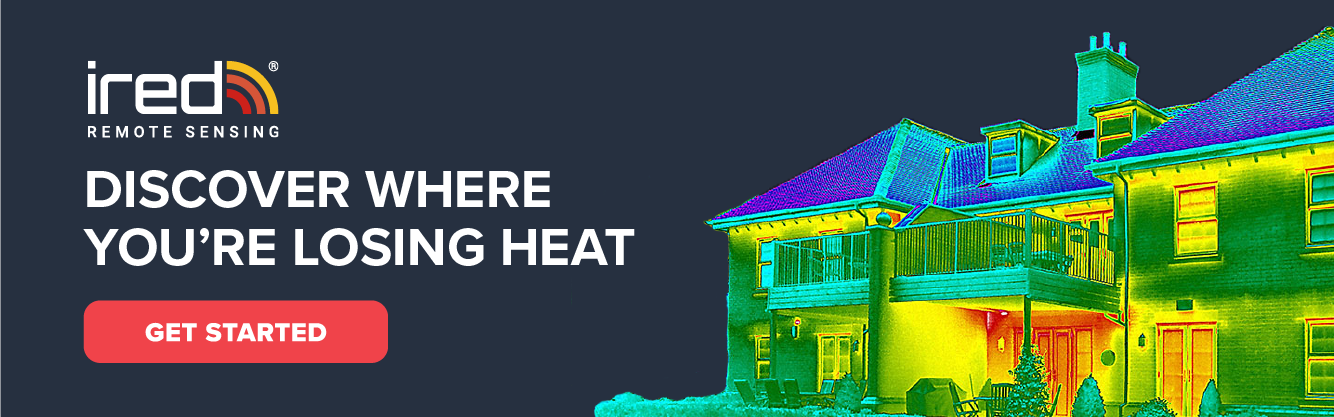 Book a Building Thermal Imaging Survey