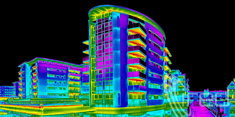Thermal Imaging Building Survey
