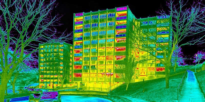 Thermal Imaging Housing Stock Survey