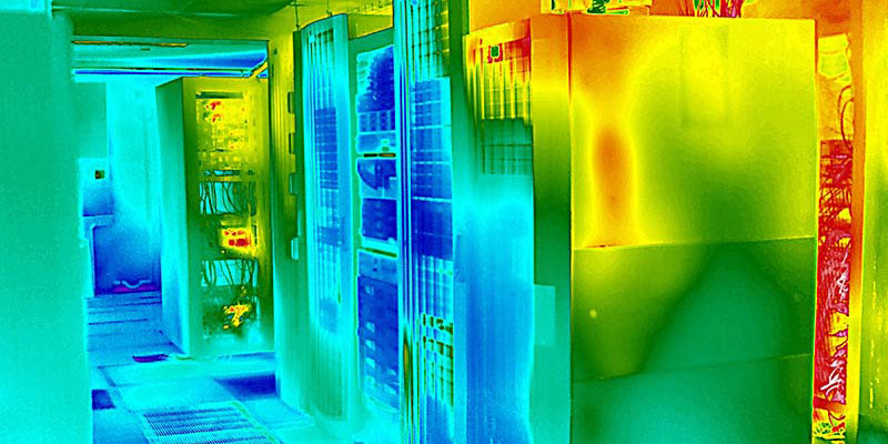 Thermal Imaging Data Centre Survey