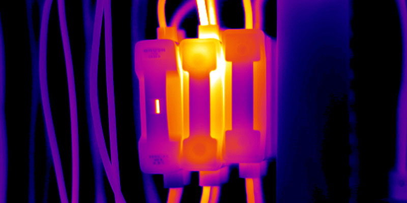 Thermal Imaging Electrical Survey