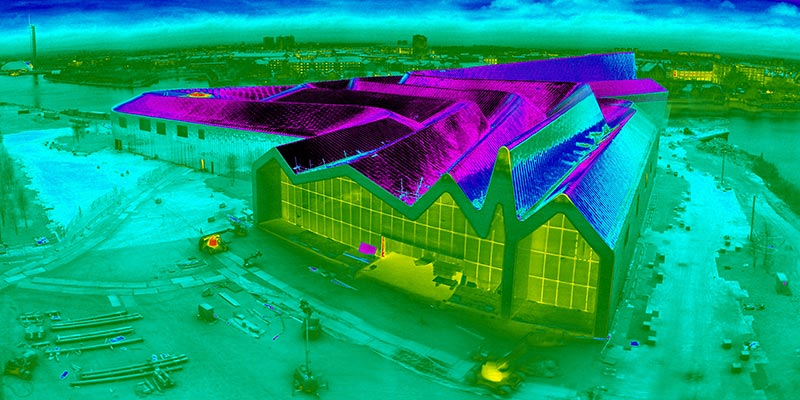 Thermal Imaging Drone Survey