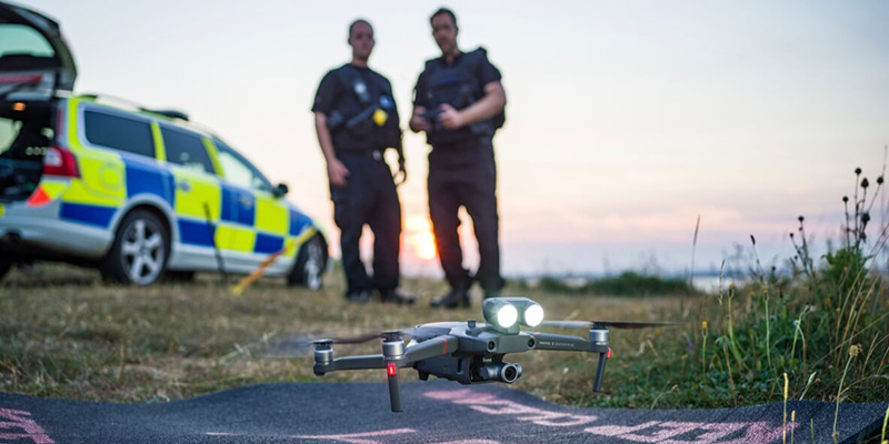 Emergency Services Drone Training